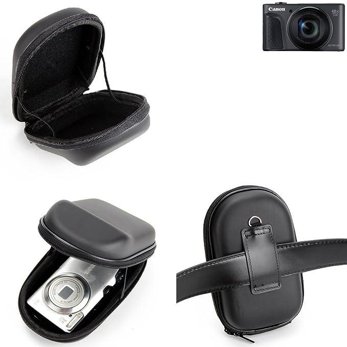 para Canon PowerShot SX730 HS: Caso duro, estuche para ...