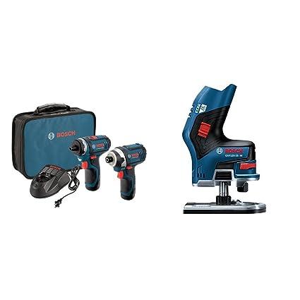 Amazon.com: Bosch CLPK27-120 - Kit combinado de 2 ...