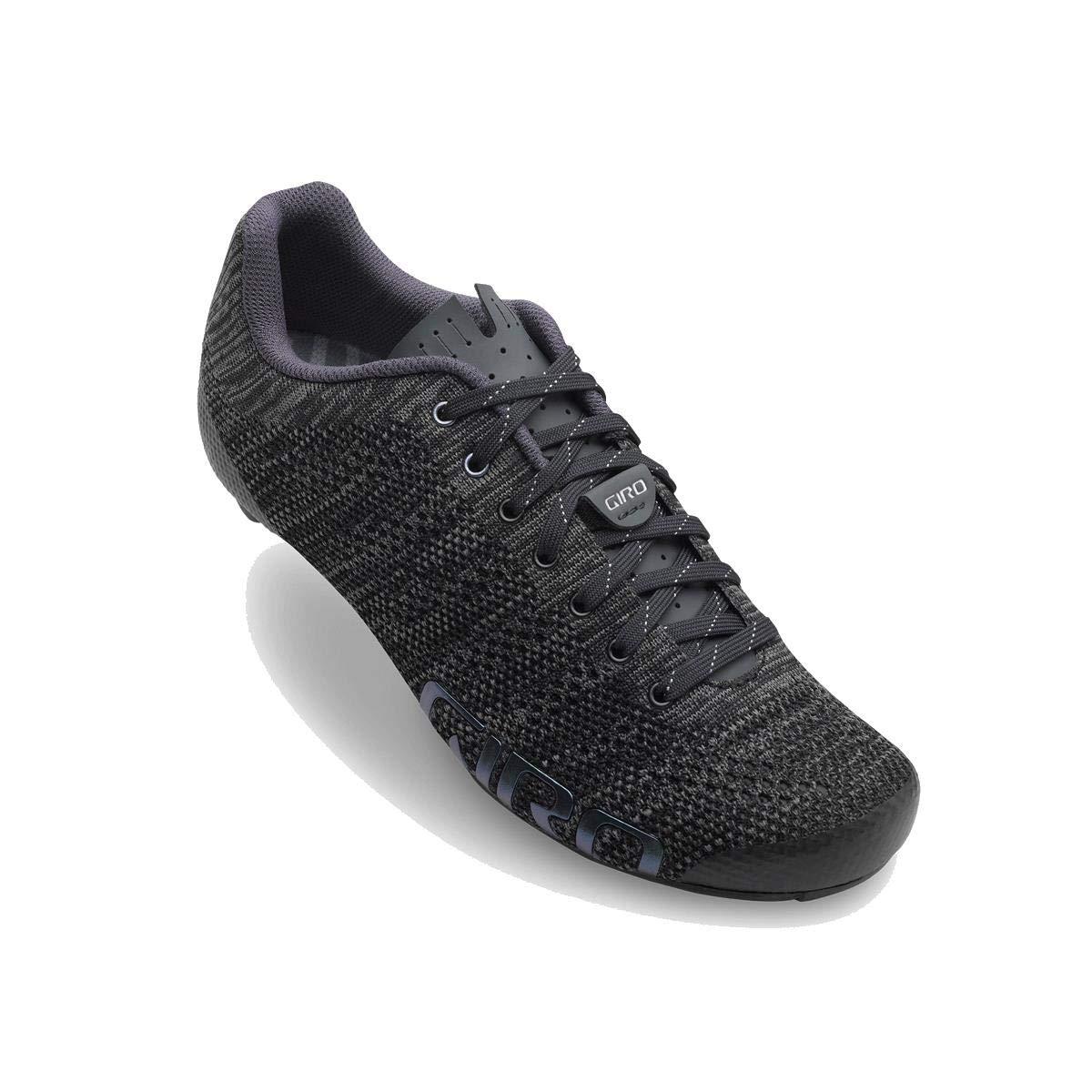 Giro Empire e70ニットサイクリング靴 – Women 's 38 M EU ブラックヘザー B07GT6LTW4