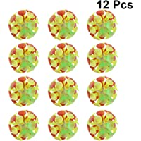 YeahiBaby Suction Ball Toy Parent-Child Interaction Sucker Ball Kids Christmas Party Gifts 12Pcs