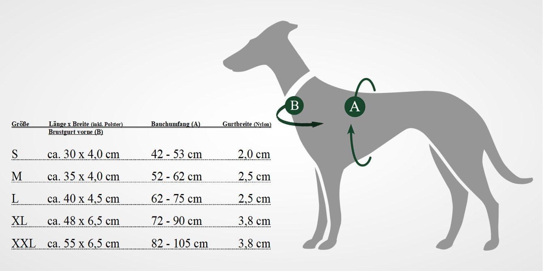 Hunter Racing norwegian-style, Arnés para perros, color rojo, M ...