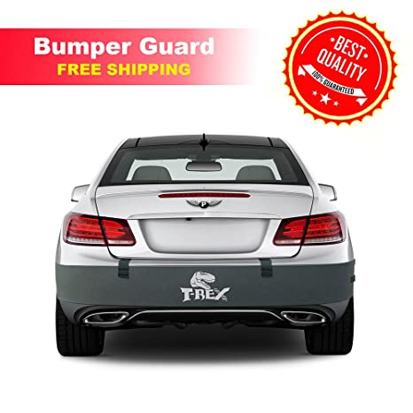 Bumper Guard For Suv >> Amazon Com Car Rear Bumper Guard Full Protect Fit Truck Suv Van
