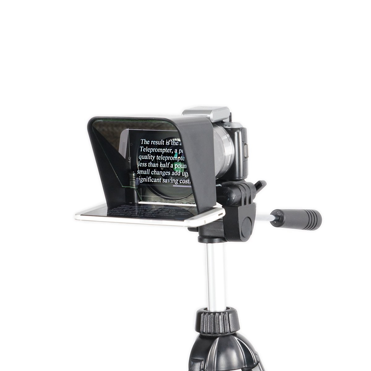 Parrot Teleprompter, The Worlds Most Portable And Affordable Teleprompter by Parrot