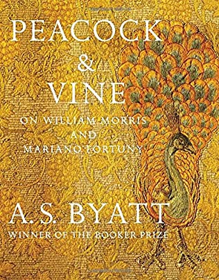 book cover of Peacock & Vine