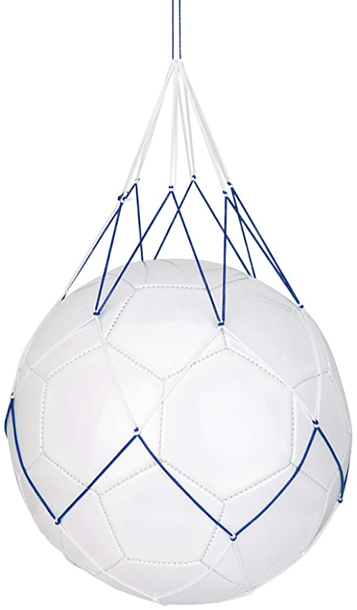 Schreuders Sr Deq Red para 1 Bolsa de balones Fútbol, Adultos ...