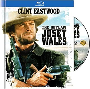 Amazon com: The Outlaw Josey Wales [Blu-ray Book]: Clint Eastwood