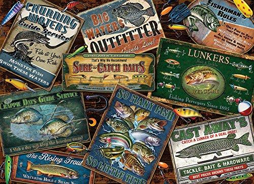 1000 piece fish puzzles - 5