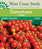Tomato Seeds - Sweet Million F1