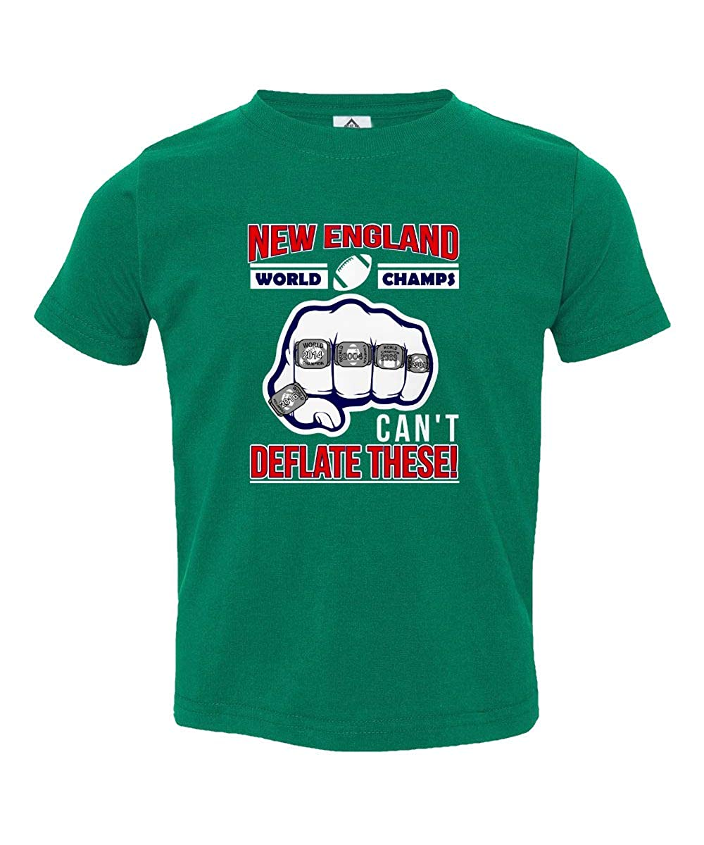 World Champs Cant Deflate These England Little Kids Unisex Toddler T-Shirt