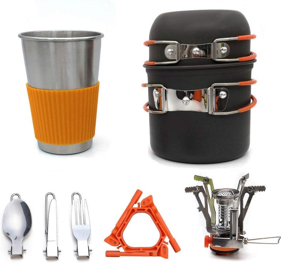 Antideslizante, equipo de cocina para uso al aire libre, liviano ...