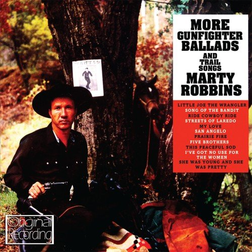 Marty Robbins CD Covers