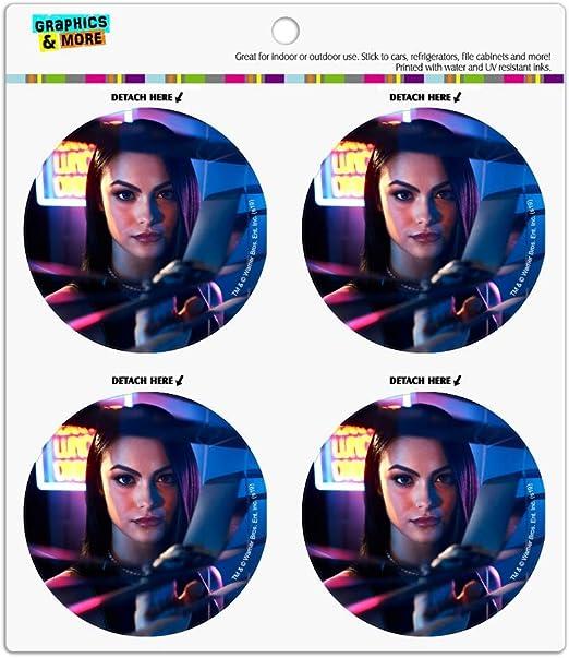 Riverdale Veronica Character juego de imanes de vinilo para nevera: Amazon.es: Hogar