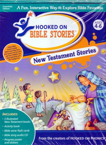 Hooked on Bible: New Testament -