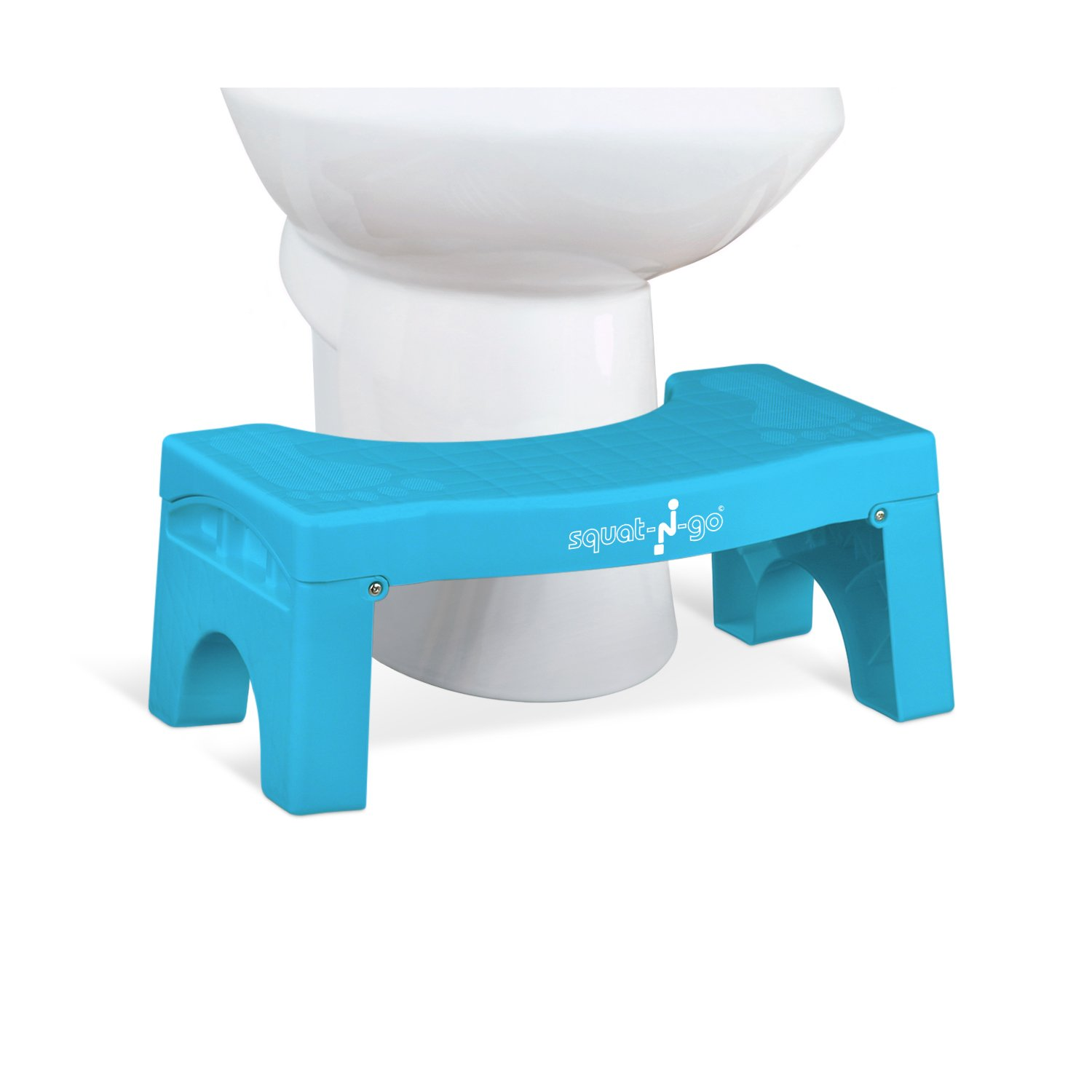 Bathroom Squat Stool Toilet Step Chair Relief Aid