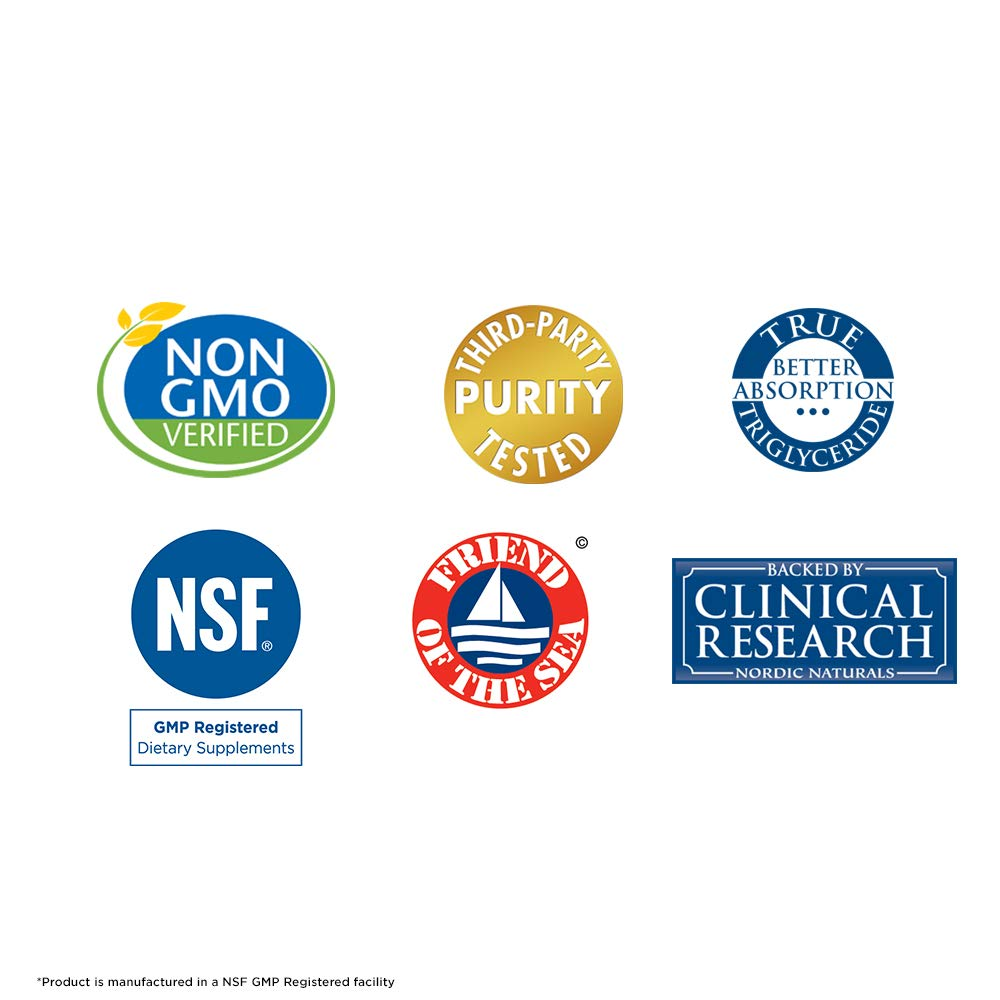 Nordic Naturals Pro - Proepa, Promotes Cardiovascular Health, 60 Count by Nordic Naturals (Image #5)