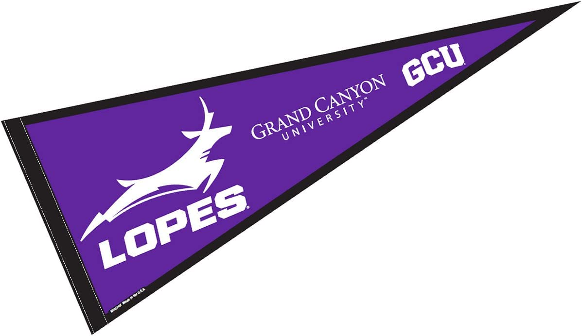 College Flags & Banners Co. Grand Canyon Lopes Pennant Full Size Felt