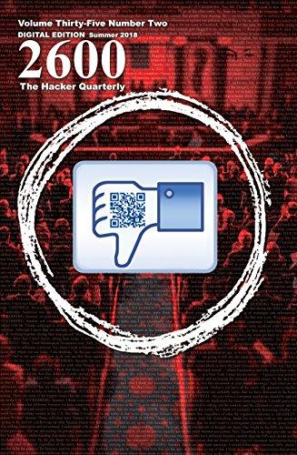 FREE 2600 Magazine: The Hacker Quarterly - Summer 2018<br />Z.I.P