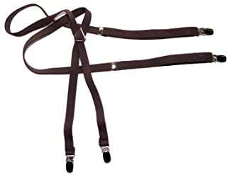 """product image for Hold-Up Urban Youth 1/2"""" Suspender in X-back with No-slip Clips"""