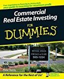 Best Books On Commercial Real Estates - Commercial Real Estate Investing For Dummies Review