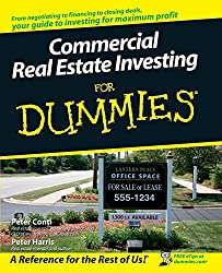 Image of the product Commercial Real Estate that is listed on the catalogue brand of Wiley Publishing.