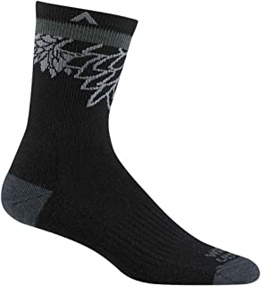 product image for Wigwam Womens Haiku Valley Pro Black Socks (F6197-052)