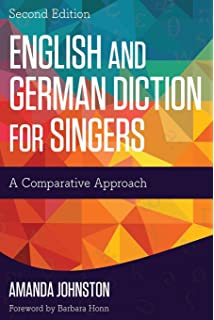 with CD-ROM German for Singers