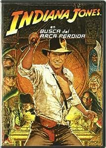 Indiana Jones en busca del Arca Perdida [DVD]