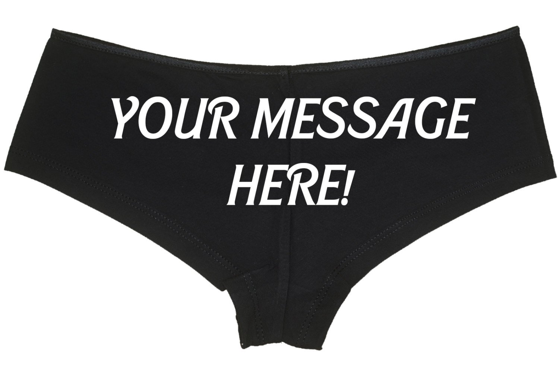 Message Of Panties