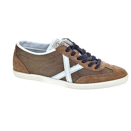 fd122756f9b82 Munich Petanca Premium 87 - Zapatillas Bajas Hombre  Amazon.es  Zapatos y  complementos