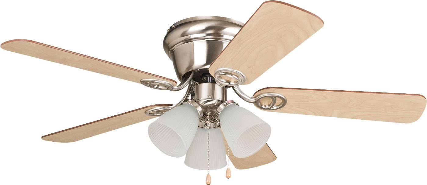 Craftmade Flush Mount Ceiling Fan