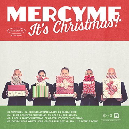 MercyMe, It's Christmas! (Mercy Christmas Me Songs)