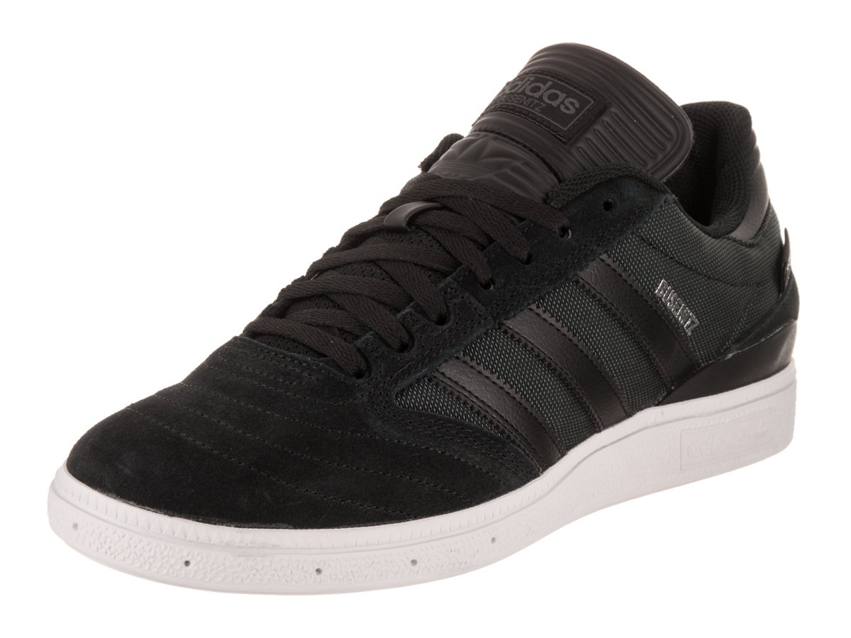 Adidas Men's Skateboarding The Busenitz Sneaker 6 D(M) US|Core Black/Core Black/Footwear White