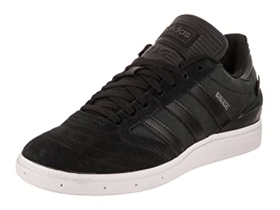 adidas Skateboarding Men\u0027s Busenitz Core Black/Core Black/Footwear White 4  ...