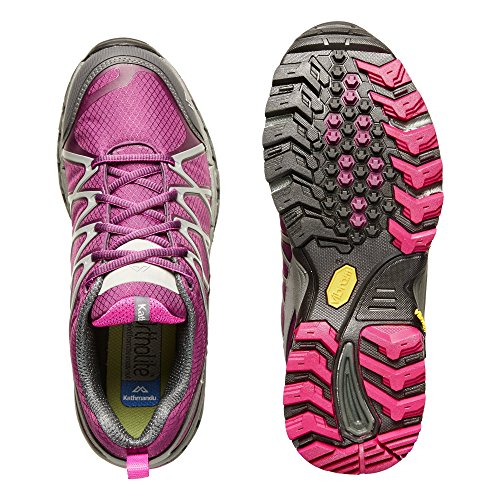 Kathmandu Fletcher II ngx Women's Trail Shoes Dark Purple/Raspberry vJIN12