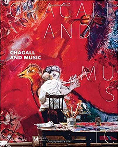 Book Chagall and Music