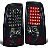 Chevy Silverado/GMC Sierra Fleetside Pair of LED Tail Bra...