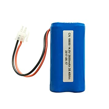 minibot baterías de repuesto para minibot X5 Robot aspirador: Amazon.es: Hogar
