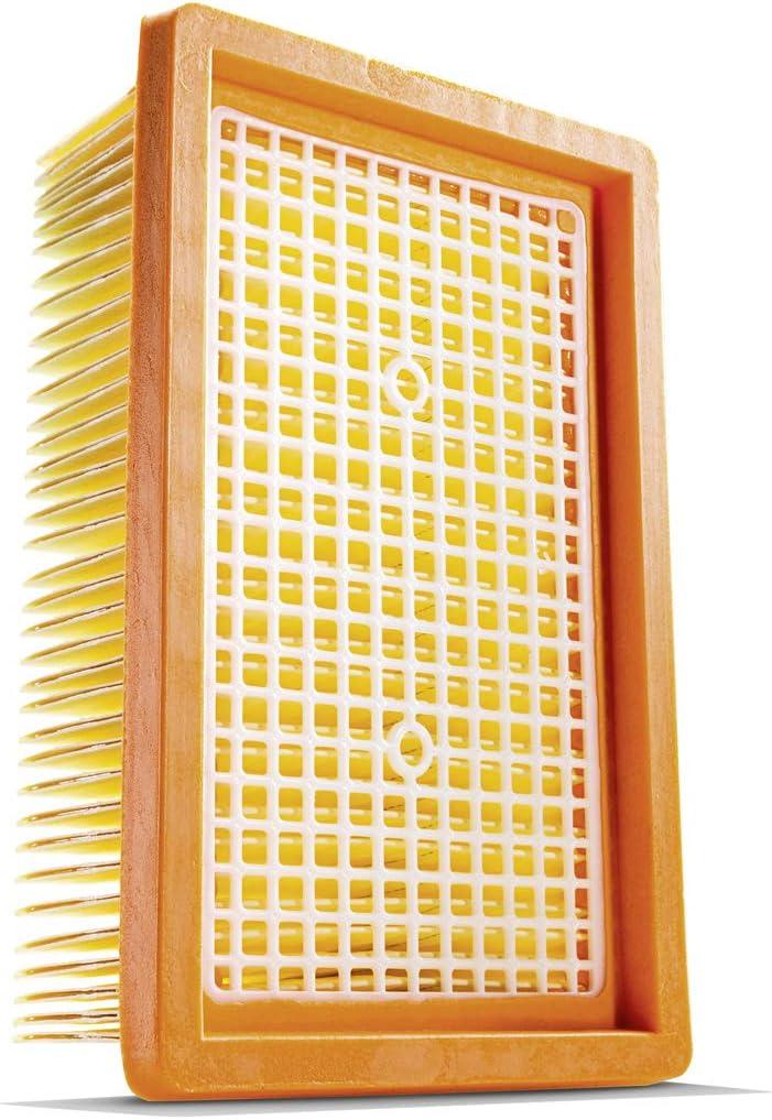 1.348-234.0 K/ärcher Mehrzwecksauger WD 5 P Premium K/ärcher Flachfaltenfilter f/ür WD 4-6 und MV 4-6