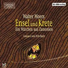 Ensel und Krete (Zamonien 2) Hörbuch von Walter Moers Gesprochen von: Dirk Bach