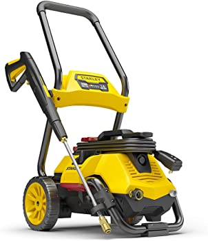 Stanley SLP2050 pressure washer has the best PSI level to clean vehicles
