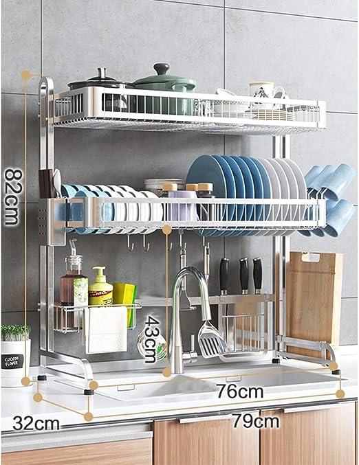 Especiero para especias versi/ón 2.0 giratorio y extensible Krehmann color blanco eficiente soporte para el armario de cocina