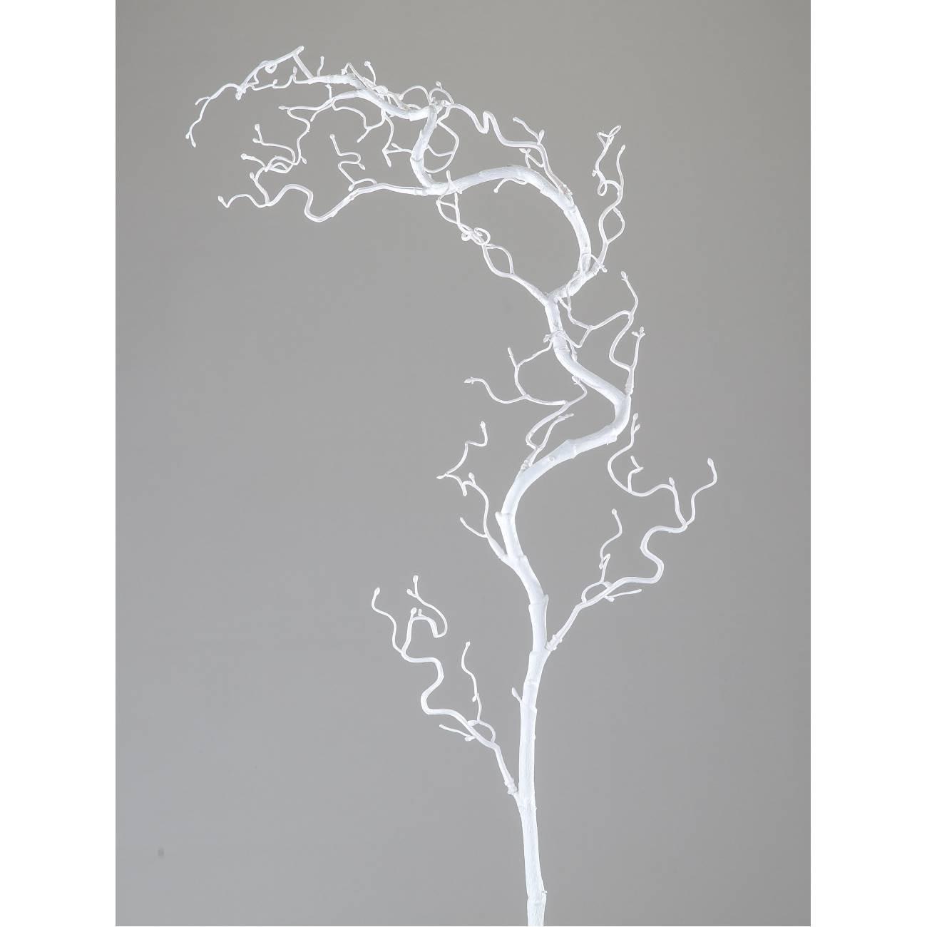 k/ünstlicher Zweig H 64cm wei/ß formano Deko AST