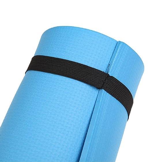 Amazon.com: selfon 4 mm de espesor Yoga Mat Ejercicio ...