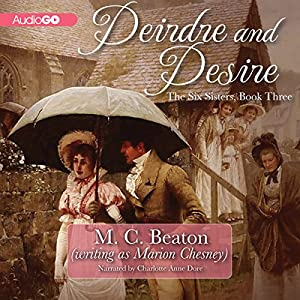 Deirdre and Desire Audiobook
