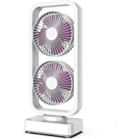 OPOLAR 10000mAh Battery Operated Desk Fan for Multi-Purpose, Last 6-24h & Portable & Rechargeable & USB Powered & Fast…