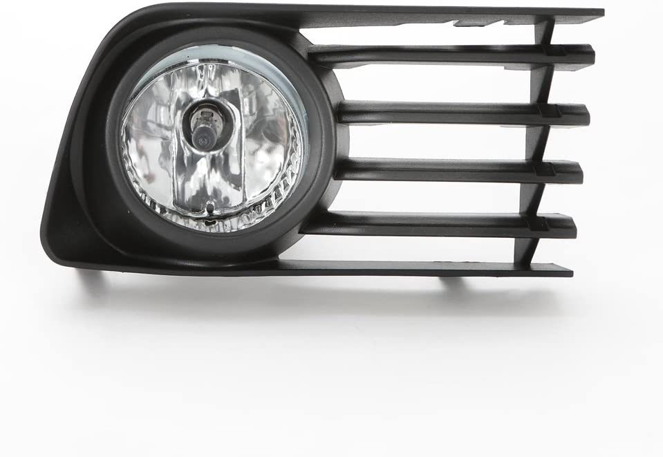 Cover For 2004-2009 Toyota Prius Pair Front Bumper Fog Light Lamps w// Bulbs