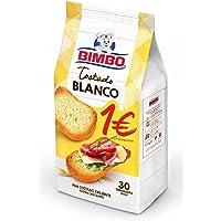 Bimbo Pan Tostado Blanco - 270 g