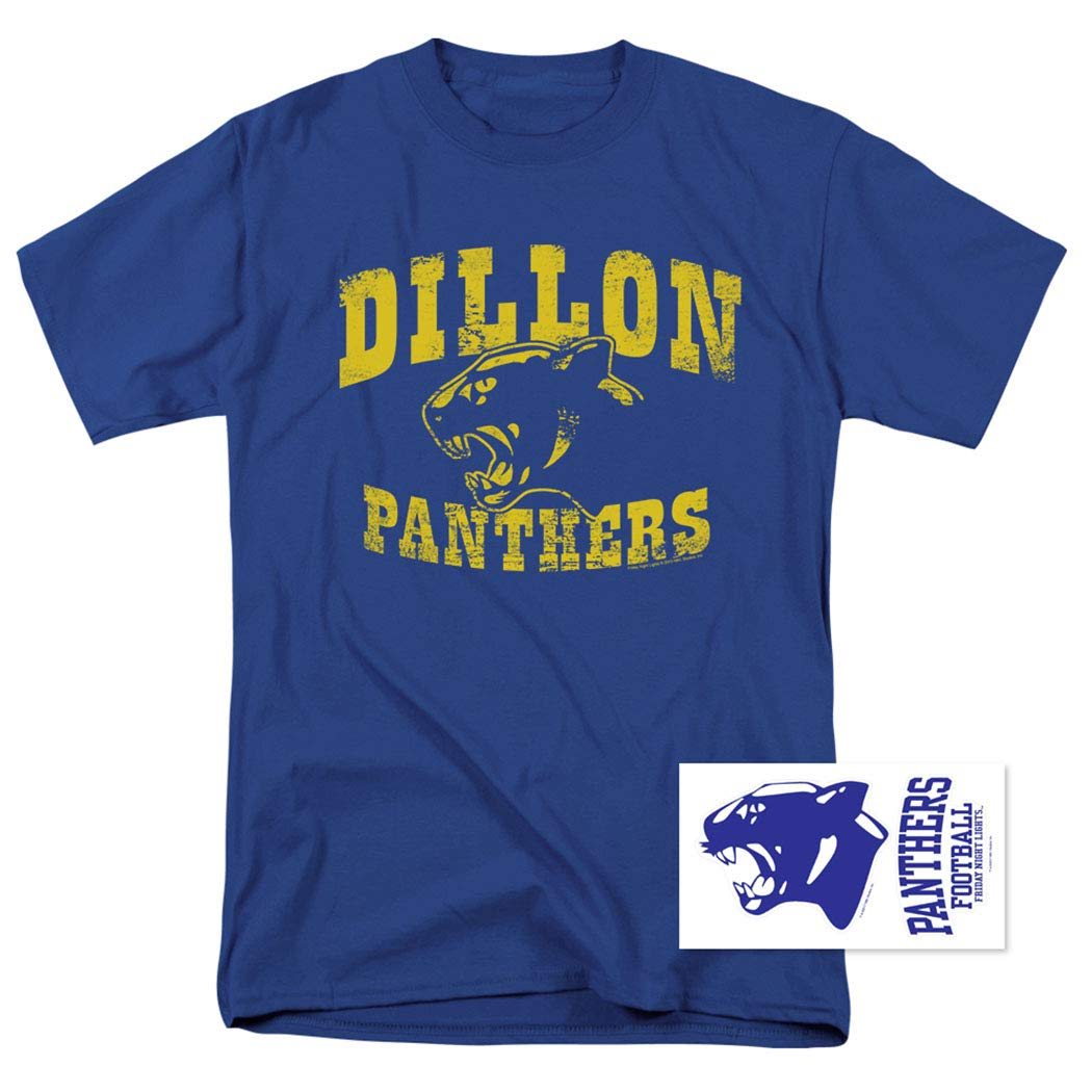 d8f44315 Friday Night Lights Dillon Panthers NBC T Shirt