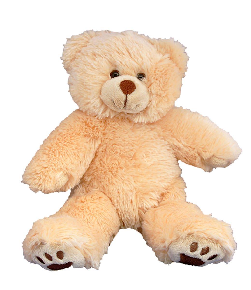 Baby Heartbeat Bear Recordable stuffed 8 teddy bear BEARegards HB1011