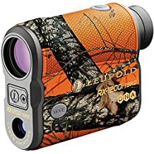 Leupold RX-1200i TBR/W with DNA Laser Rangefinder Mossy Oak Blaze Orange OLED Selectable